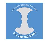 K.D. Hypnotherapy Logo